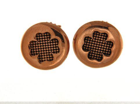 Earrings in silver tit. 925m. - O190P