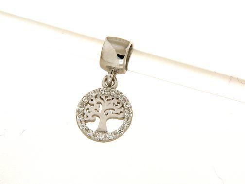 Pendant in silver tit. 925m. - CHA263