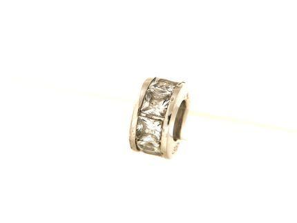 Ciondolo in argento tit. 925m. - CHA266