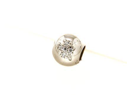 Pendant in silver tit. 925m. - CHA273