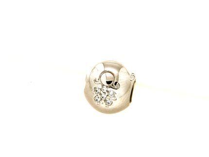 Pendant in silver tit. 925m. - CHA272