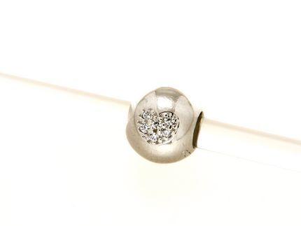 Pendant in silver tit. 925m. - CHA275