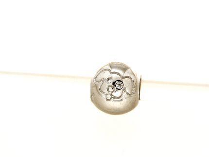 Ciondolo in argento tit. 925m. - CHA267