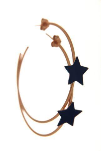 Earrings in silver tit. 925m. - O206P12